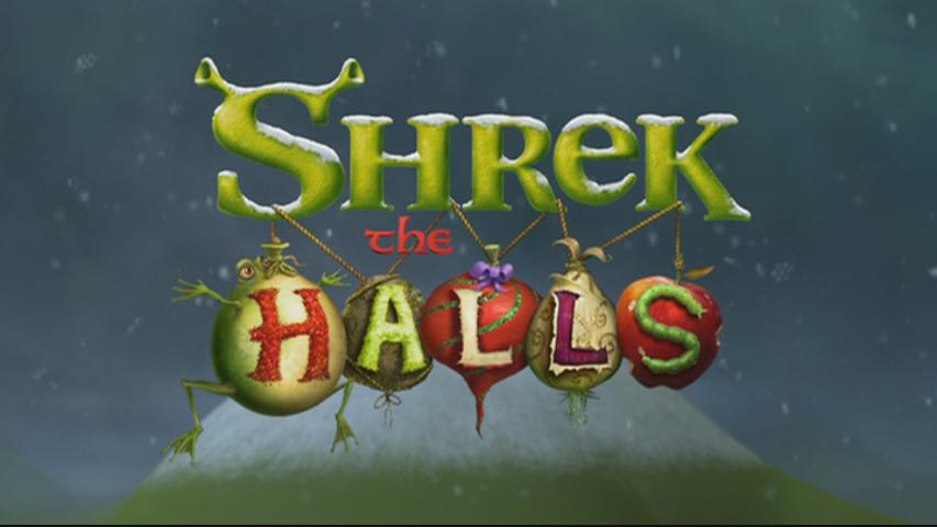 Image - Shrek The Halls Titlecard.jpg | Christmas Specials Wiki ...