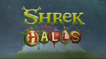 Shrek Christmas.Shrek The Halls Christmas Specials Wiki Fandom Powered