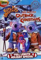 The Koala Brothers Outback Christmas Nelvana DVD