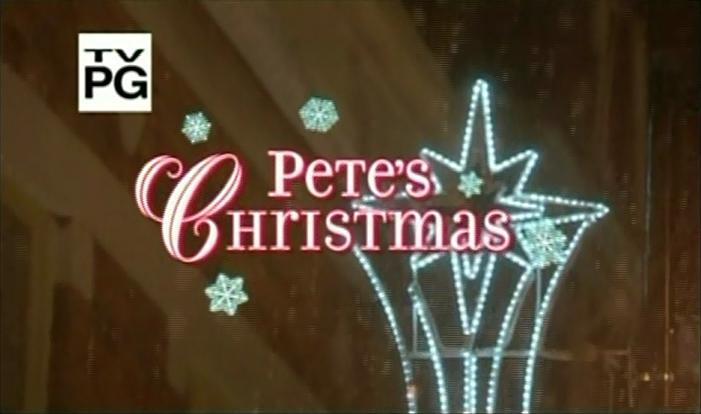 Petes Christmas.Pete S Christmas Christmas Specials Wiki Fandom Powered