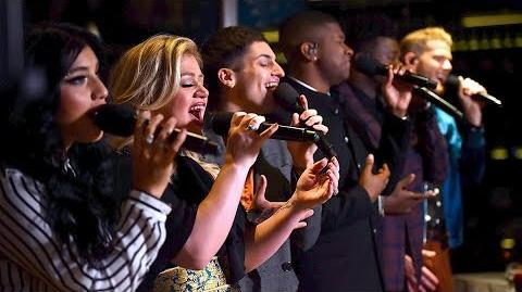 Kelly Clarkson, Pentatonix - Grown Up Christmas List