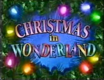 Christmas In Wonderland.Christmas In Wonderland Tv Episode Christmas Specials