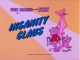 Insanity Claus (Pink Panther and Sons)