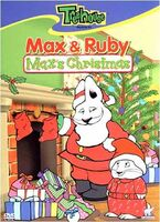 Max & Ruby Max's Christmas DVD