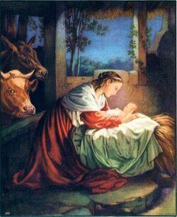 NativityJesus