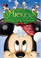 MickeysTwiceUponAChristmas DVD