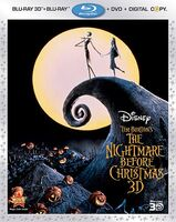 NightmareBeforeXmas 3DBluray
