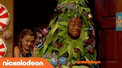 Nickelodeon Christmas Specials.Video Ho Ho Holiday Special Tomorrow Nick Christmas