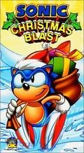 SonicChristmasBlast VHS 2001