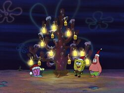 SpongeBobXmasTree