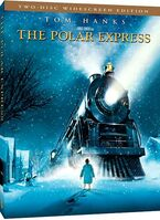 ThePolarExpress 2DiscDVD 2005