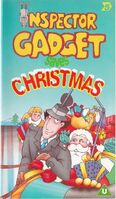 Inspector Gadget Saves Christmas VHS UK 1997