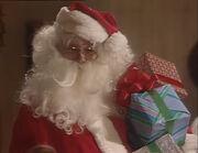 Doc as Santa