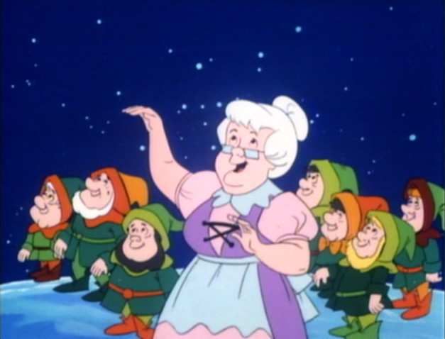 image mrs claus in a flintstone christmas jpg christmas specials