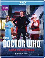 Doctor Who Last Christmas US Blu-Ray