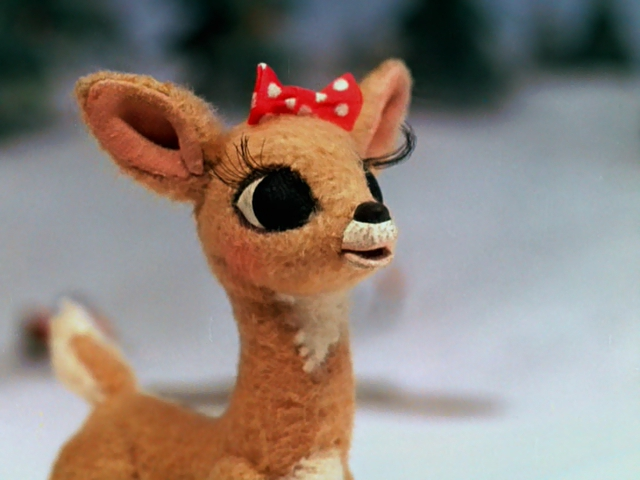 Rudolph Christmas Movie Characters.Clarice Christmas Specials Wiki Fandom Powered By Wikia