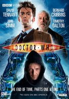 Doctor Who The End of Time US DVD