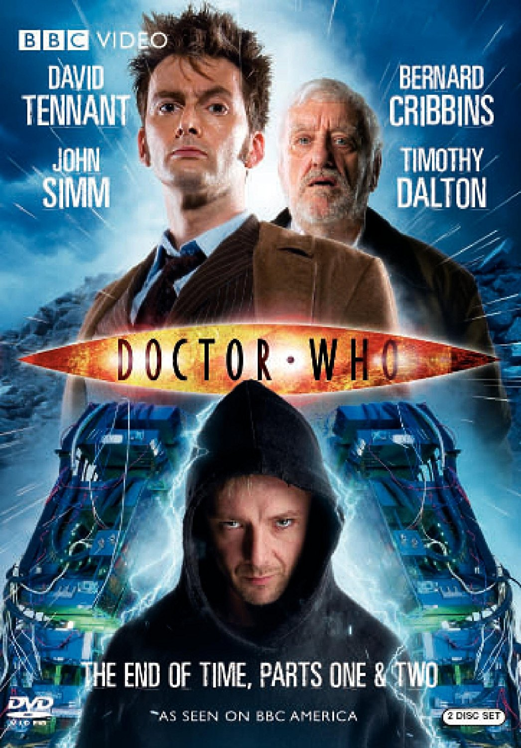 Image - Doctor Who The End of Time US DVD.jpg | Christmas Specials ...