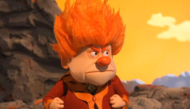 Image - Heat Miser in A Miser Brothers Christmas.jpg | Christmas ...