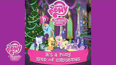 """MLP Friendship is Magic - """"We Wish You A Merry Xmas"""" Audio Track"""