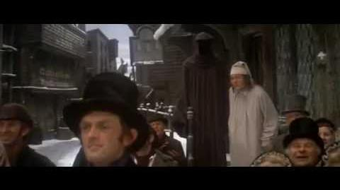 "SCROOGE 1970 Version Song - ""Thank You Very Much"""