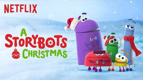 """A StoryBots Christmas"" on Netflix - Sneak Peek Trailer"