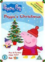 Peppa's Christmas DVD