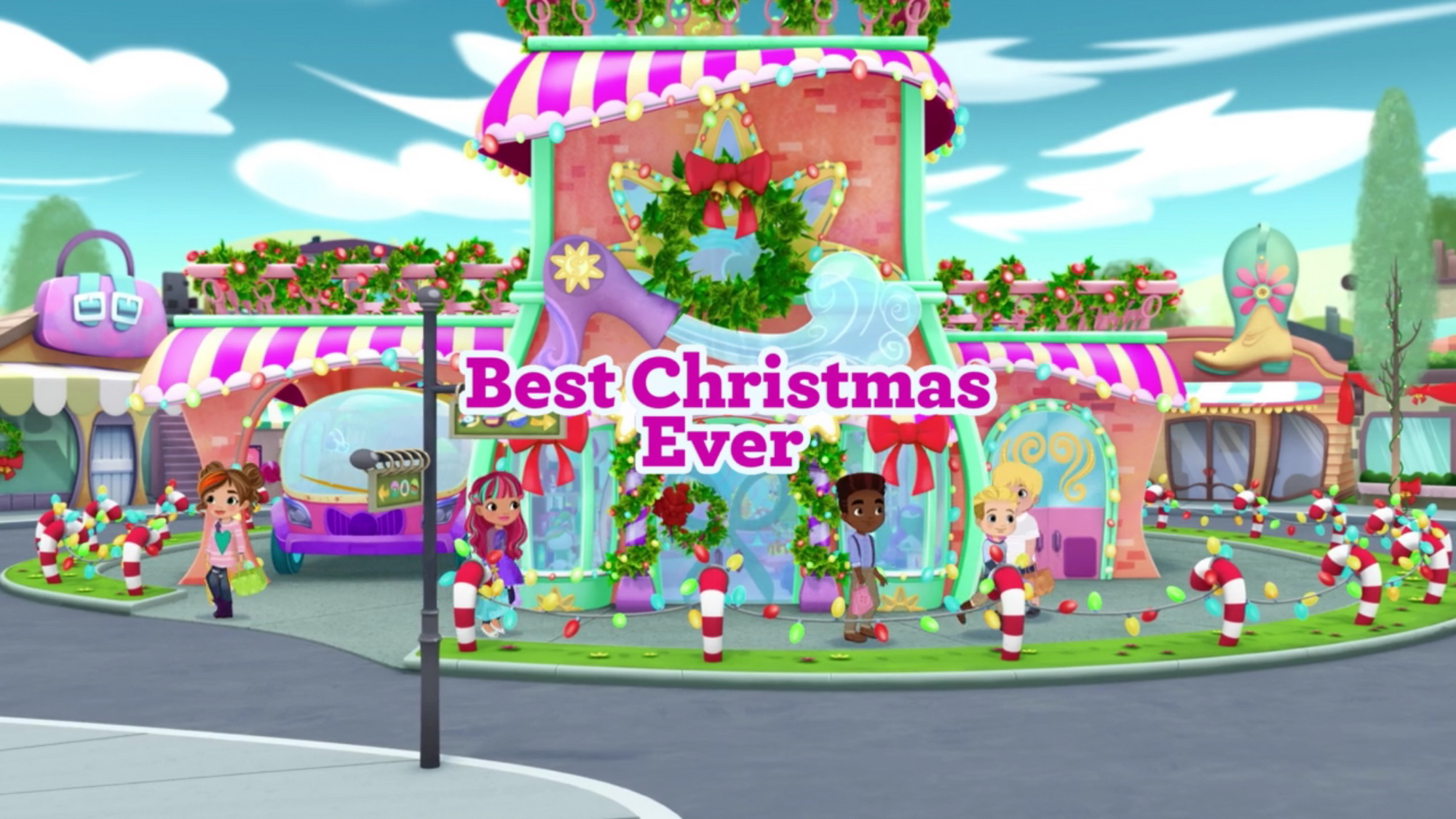 Best Christmas Specials.Best Christmas Ever Sunny Day Christmas Specials Wiki