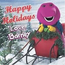 HappyHolidaysLoveBarney