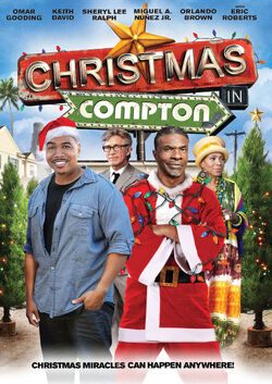 Christmas in Compton cover