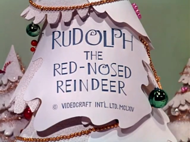 rudolph the red nosed reindeer rankin bass