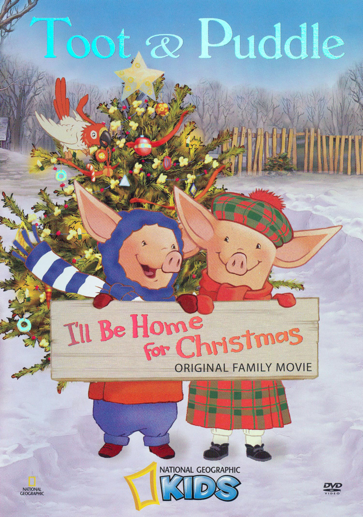Ill Be Home For Christmas Dvd.Toot Puddle I Ll Be Home For Christmas Christmas