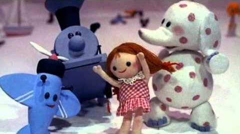 """The Most Wonderful Day Of The Year"" Misfit Song from the Rudolph The Red-Nosed Reindeer Movie"