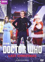 Doctor Who Last Christmas US DVD