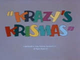 Krazy's Krismas