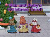 Max and Ruby's Christmas Carol