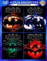 Batman Quadrilogy 2010 Blu-ray