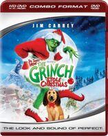 HowTheGrinchStoleChristmas LiveAction HD-DVD
