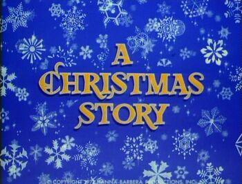 Hanna Barbera Christmas Dvd.A Christmas Story Hanna Barbera Christmas Specials Wiki