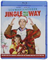 Jingle All The Way Blu-Ray Digital