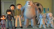 .028 Abominable Christmas & Zachary