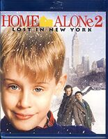 Home Alone 2 Blu-Ray 2013