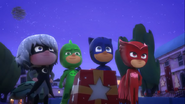 Gekko Saves Christmas Screenshot