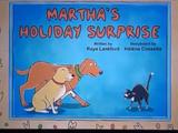 Martha's Holiday Surprise