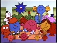 Mr Men and Little Misses
