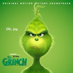 Grinch 2018 movie soundtrack