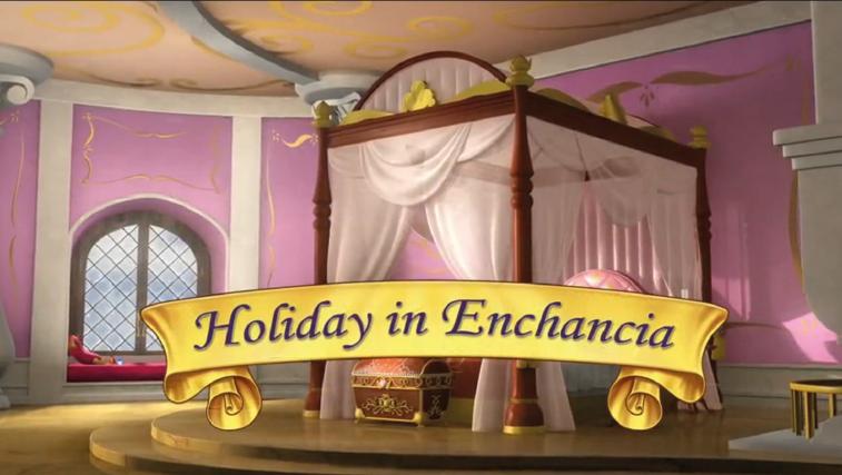 Genial Holiday In Enchancia | Christmas Specials Wiki | FANDOM Powered By Wikia
