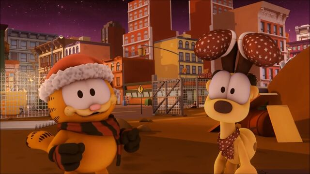File:Garfield and Odie in Home for the Holidays.jpg