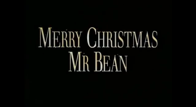 merry christmas mr bean