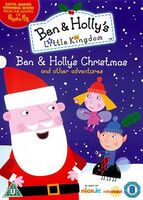 Ben and Holly's Christmas DVD